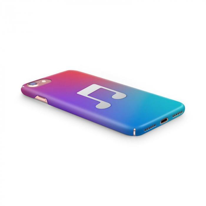 Husa iPhone 7 Custom Hard Case Music 3