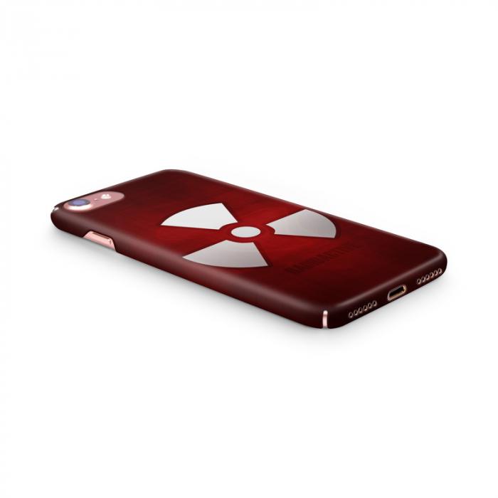 Husa iPhone 7 Custom Hard Case Radioactive 3