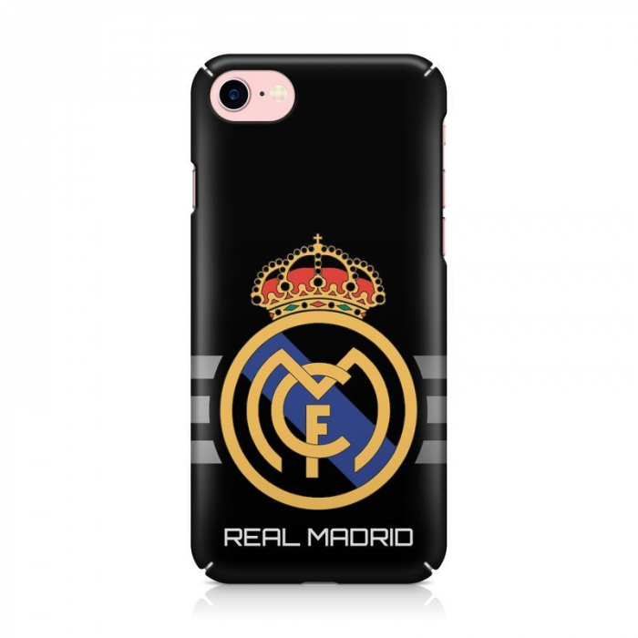 Husa iPhone 7 Custom Hard Case Real Madrid 1