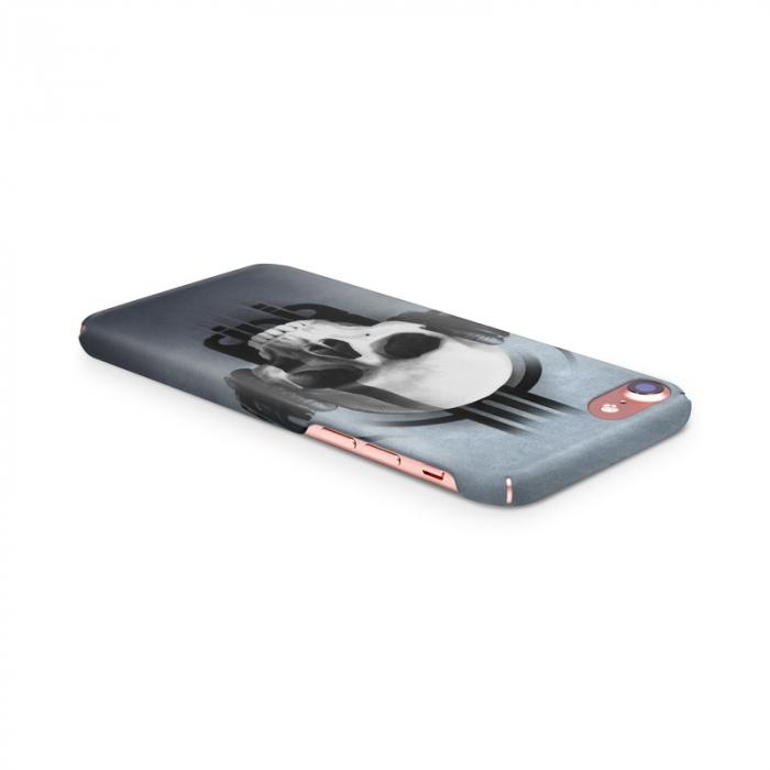 Husa iPhone 7 Custom Hard Case Skull 3