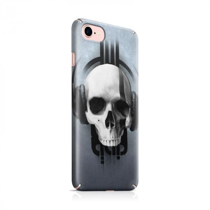 Husa iPhone 7 Custom Hard Case Skull 0