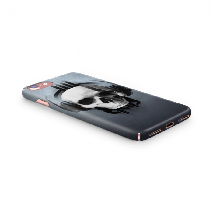 Husa iPhone 7 Custom Hard Case Skull 2