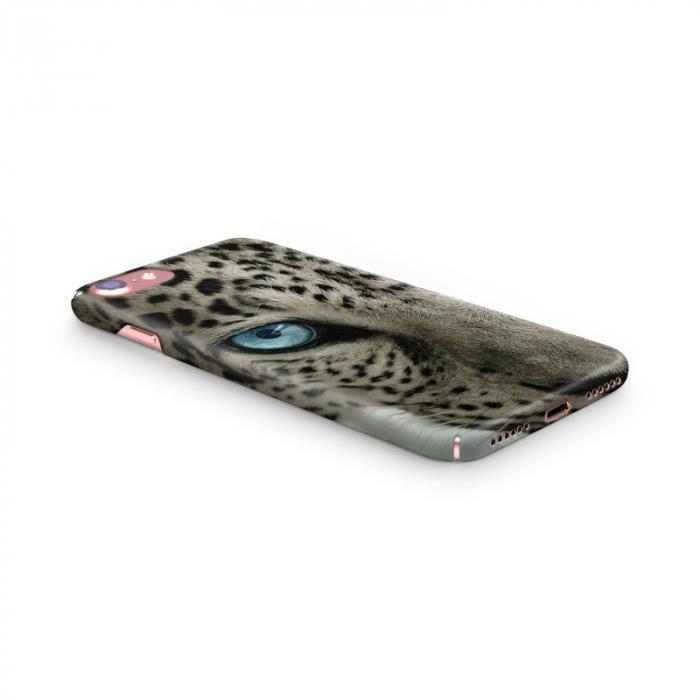 Husa iPhone 7 Custom Hard Case Snow Leopard 2