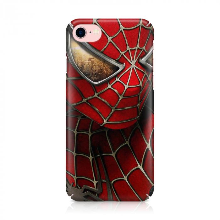 Husa iPhone 7 Custom Hard Case Spiderman 1