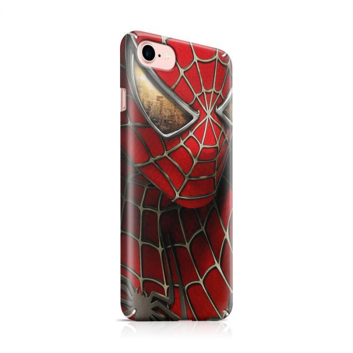 Husa iPhone 7 Custom Hard Case Spiderman 0