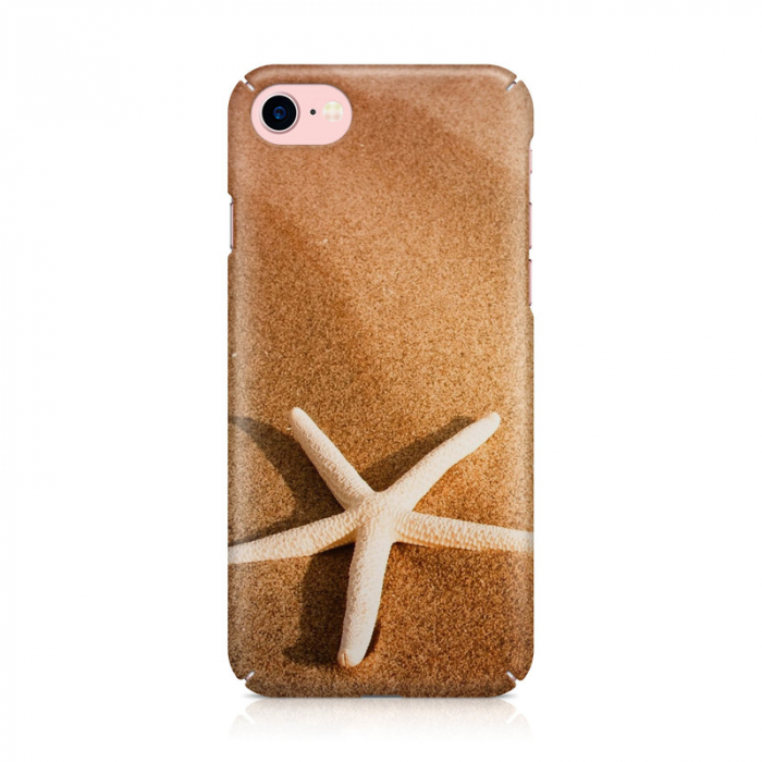 Husa iPhone 7 Custom Hard Case Starfish 1