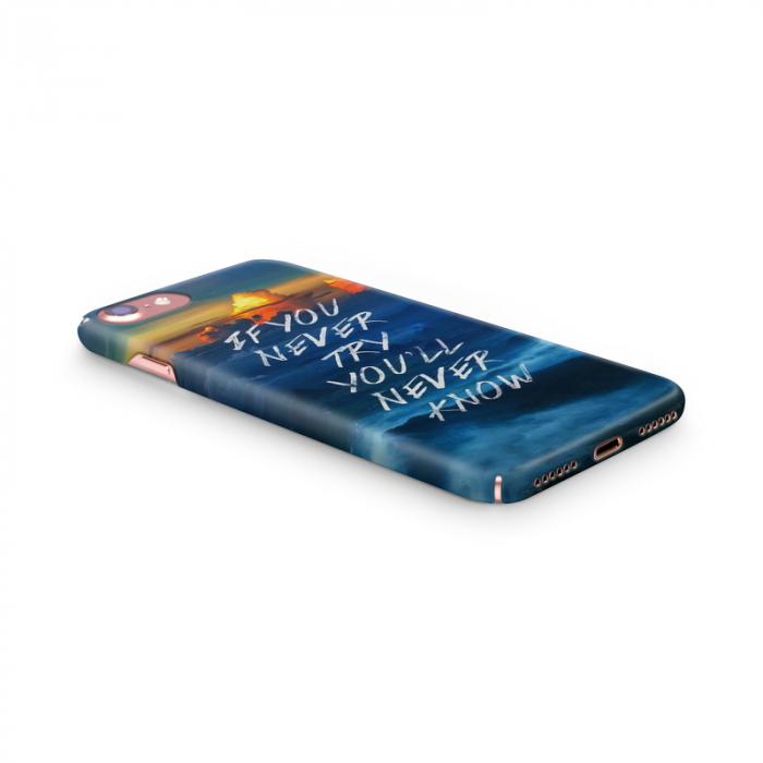 Husa iPhone 7 Custom Hard Case Try 3