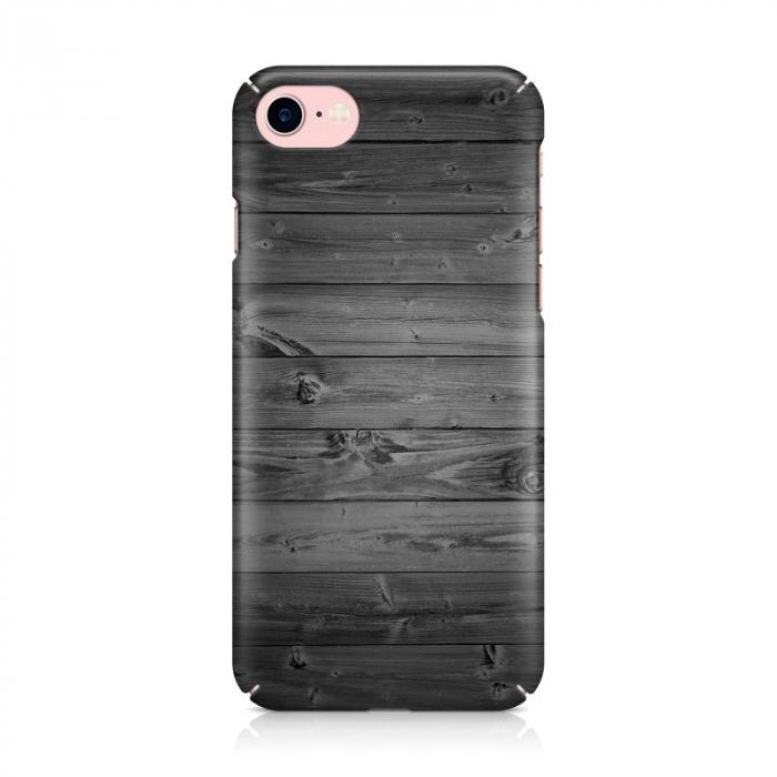 Husa iPhone 7 Custom Hard Case Wood 1