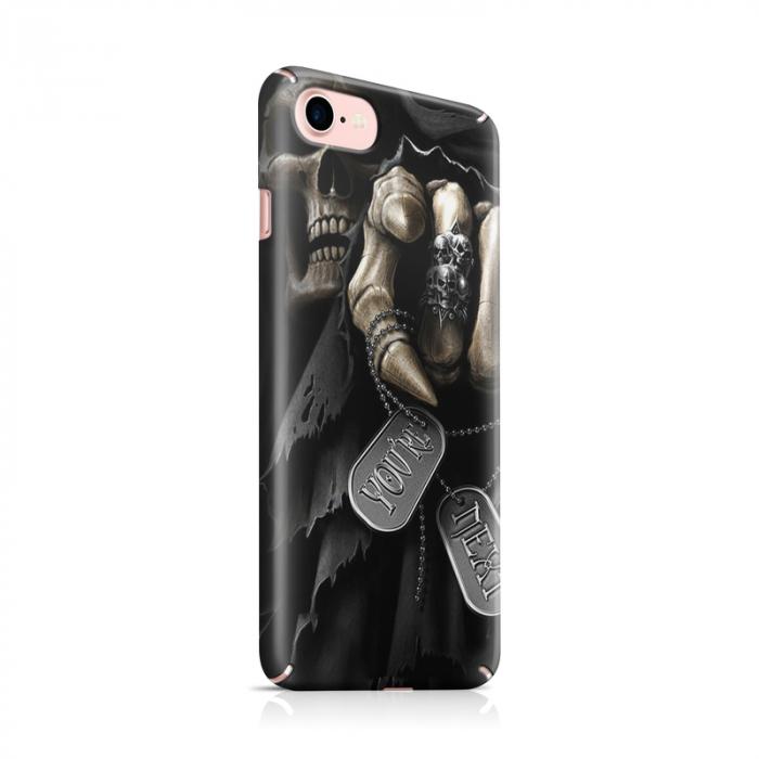 Husa iPhone 7 Custom Hard Case You're Next 0