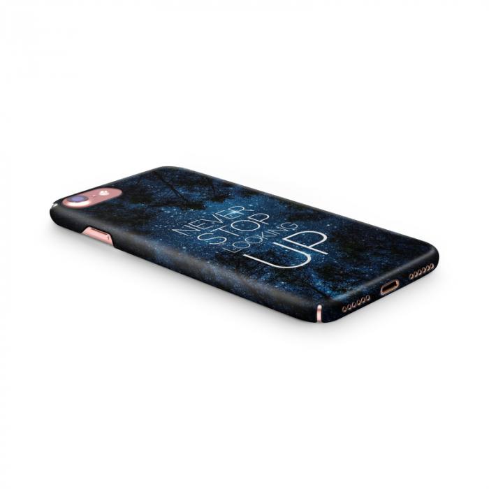 Husa iPhone 7 Custom Hard Looking Up 2