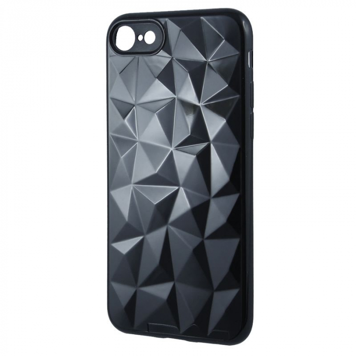 Husa iPhone 7 / iPhone 8  Prism Soft TPU - negru 5