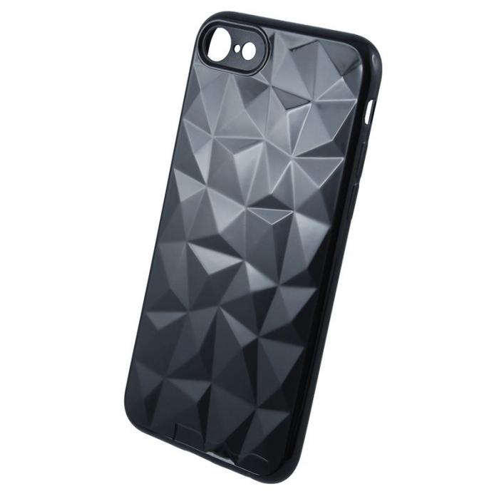Husa iPhone 7 / iPhone 8  Prism Soft TPU - negru 6