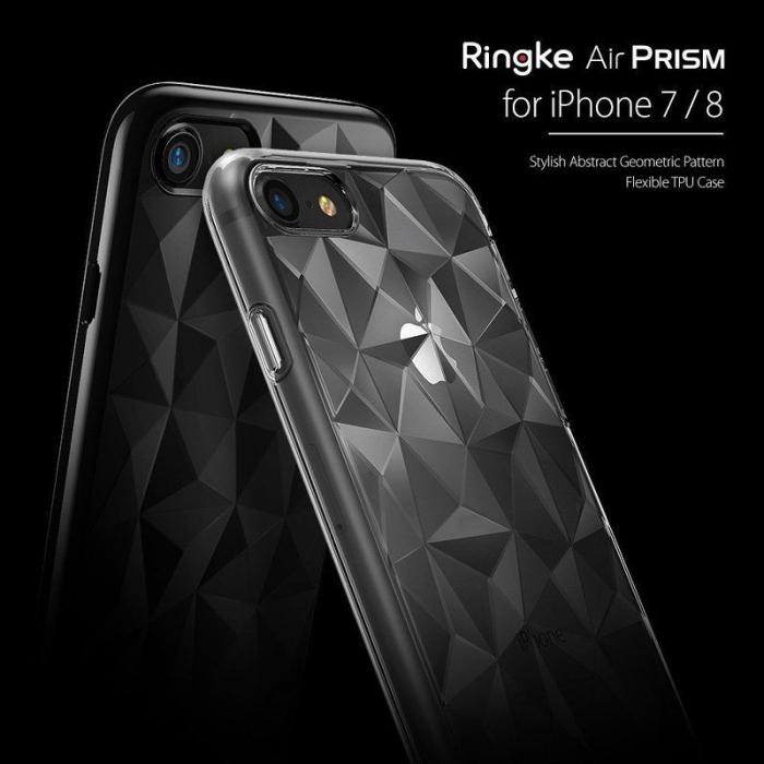 Husa iPhone 7 / iPhone 8  Prism Soft TPU - negru 1