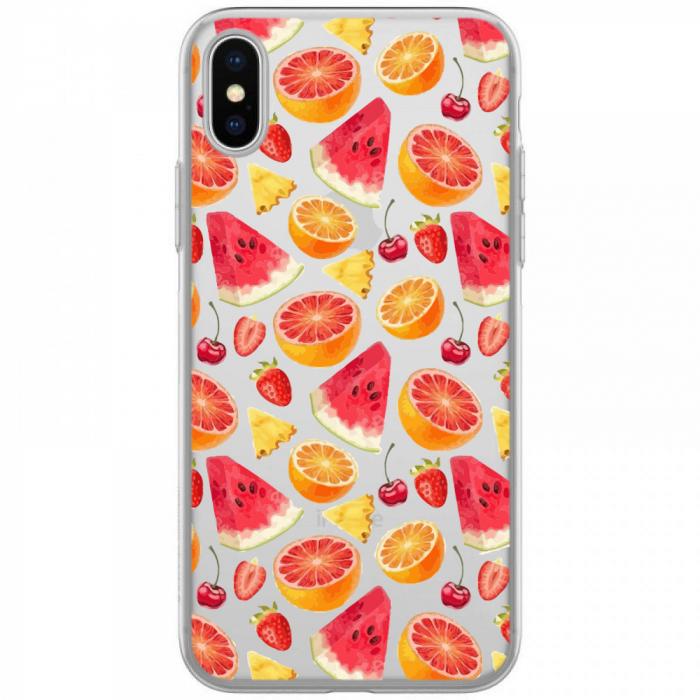Husa iPhone Design Fruits 0