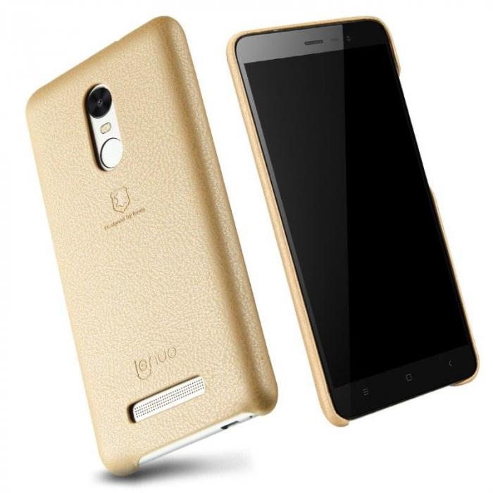 Husa Lenuo Xiaomi Redmi Note 3 Pro Special Edition (Kate) - gold 2