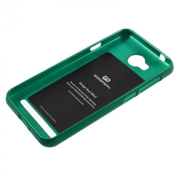 Husa Mercury i JELLY Huawei Y3II - verde 4