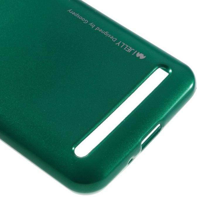 Husa Mercury i JELLY Huawei Y3II - verde 2