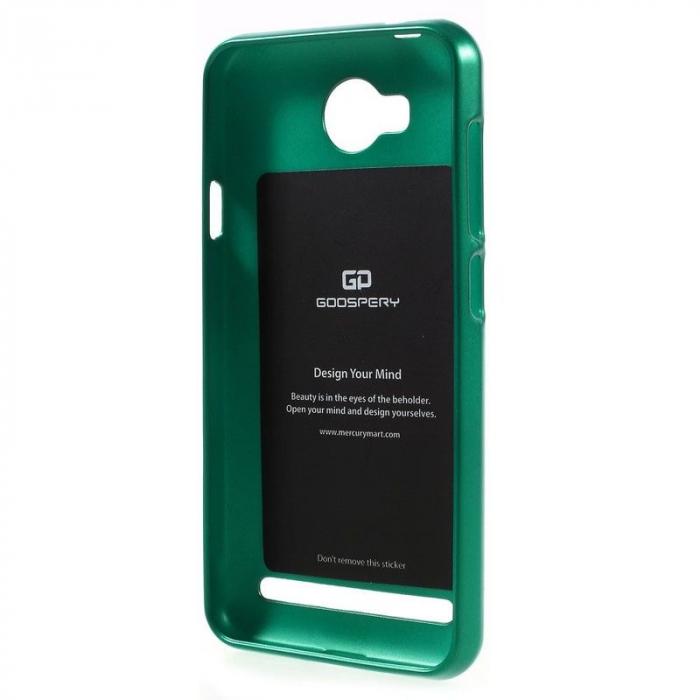 Husa Mercury i JELLY Huawei Y3II - verde 3