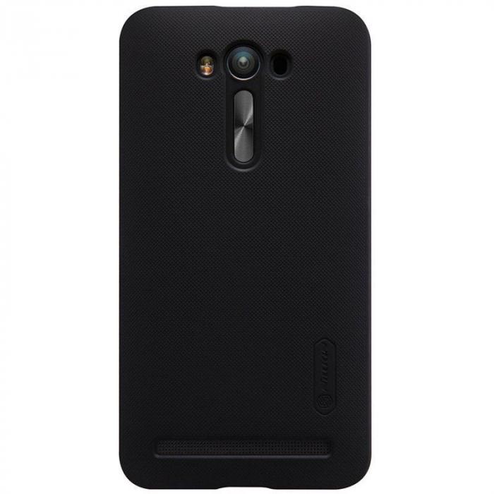 Husa Asus Zenfone 2 Laser 5.5inch Nillkin Frosted Shield - negru 0