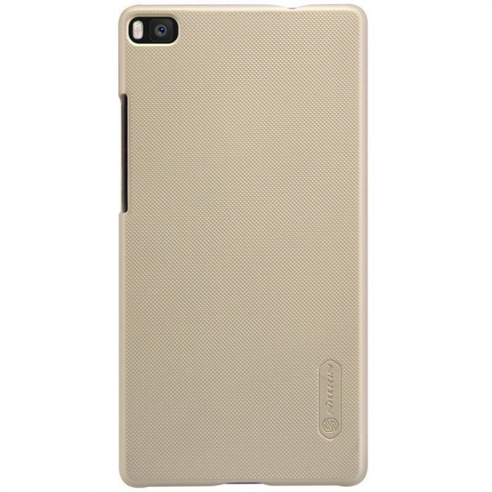 Husa Nillkin Frosted Shield Huawei Ascend P8 - gold 3