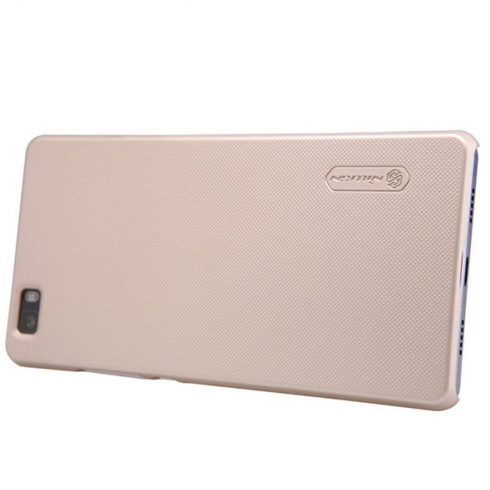 Husa Nillkin Frosted Shield Huawei Ascend P8 Lite - gold 3