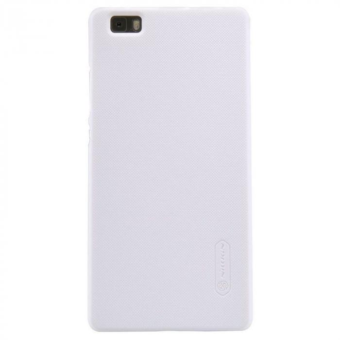 Husa Nillkin Frosted Shield Huawei Ascend P8 Lite - alb 0