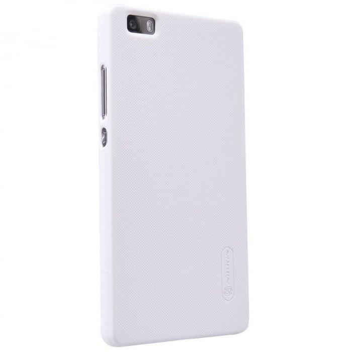 Husa Nillkin Frosted Shield Huawei Ascend P8 Lite - alb 1