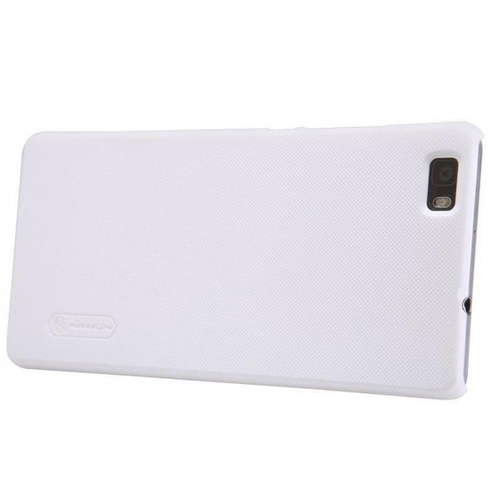 Husa Nillkin Frosted Shield Huawei Ascend P8 Lite - alb 3