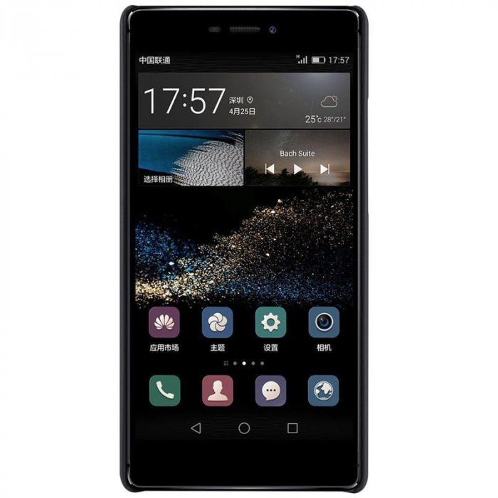 Husa Nillkin Frosted Shield Huawei Ascend P8 - negru 2