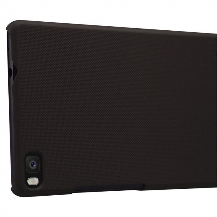 Husa Nillkin Frosted Shield Huawei Ascend P8 - negru 4