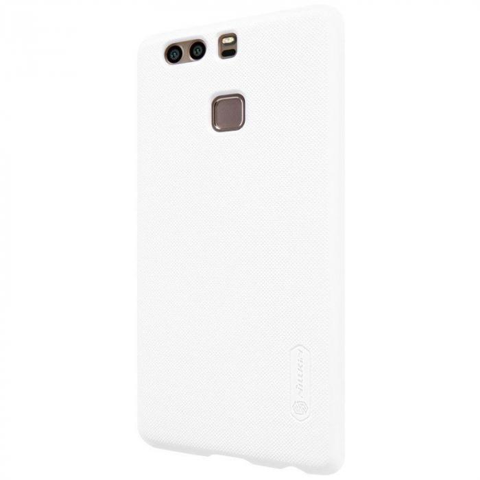 Husa Nillkin Frosted Shield Huawei P9 - alb  3