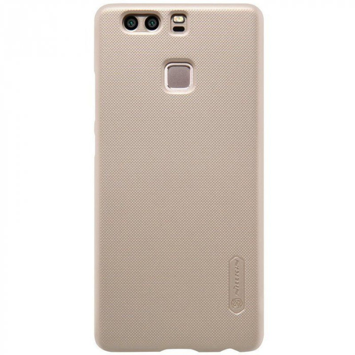 Husa Nillkin Frosted Shield Huawei P9 - gold 0