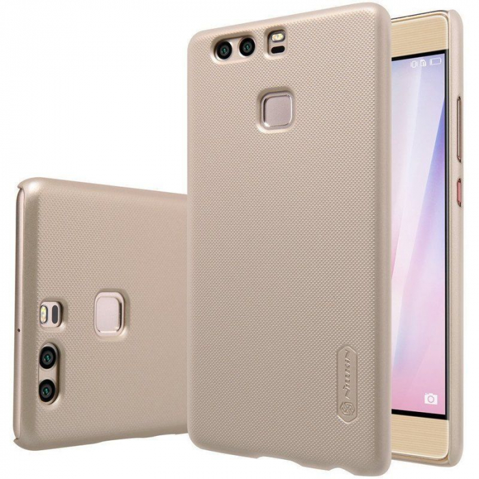 Husa Nillkin Frosted Shield Huawei P9 - gold 2