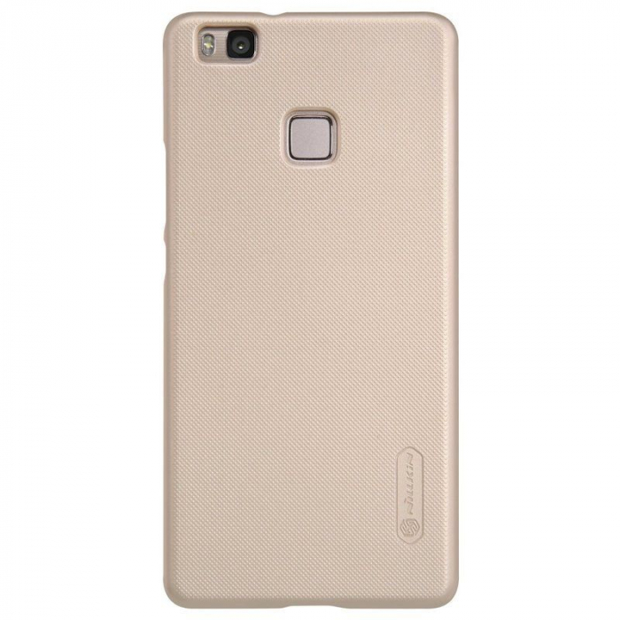 Husa Huawei P9 Lite Nillkin Frosted Shield - gold 0