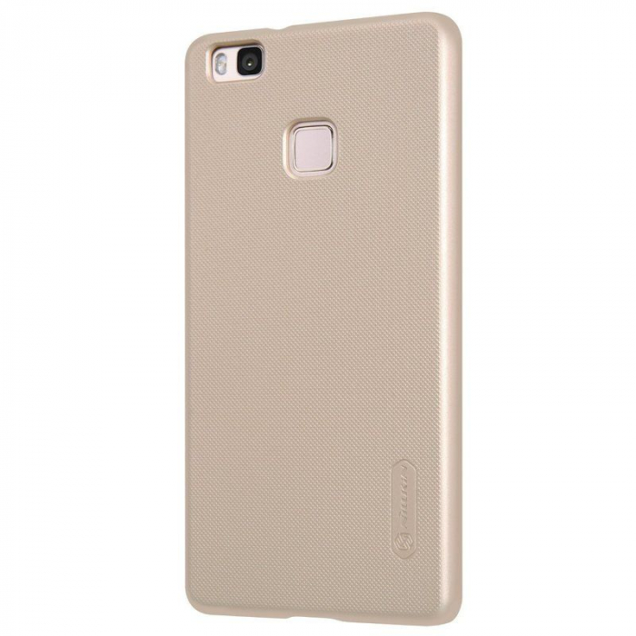 Husa Huawei P9 Lite Nillkin Frosted Shield - gold 1