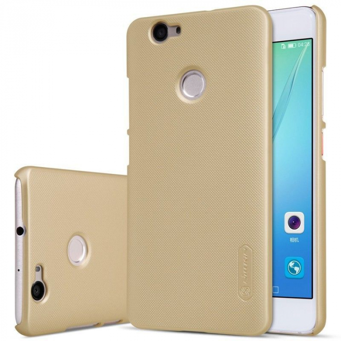 Husa Nillkin Frosted Shield Huawei Nova - gold 5