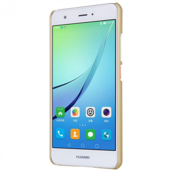 Husa Nillkin Frosted Shield Huawei Nova - gold 3