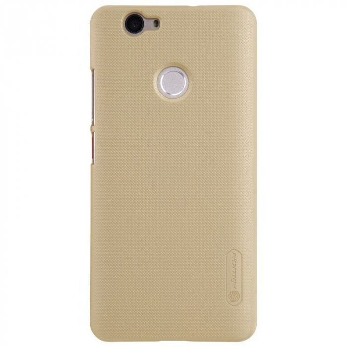 Husa Nillkin Frosted Shield Huawei Nova - gold 0