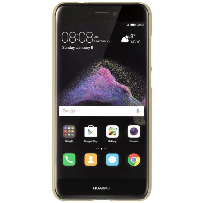Husa  Huawei P9 Lite 2017 / P8 Lite 2017 Nillkin Frosted Shield - gold 1
