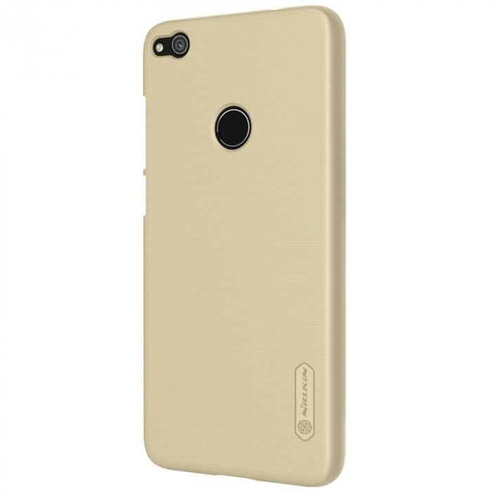 Husa  Huawei P9 Lite 2017 / P8 Lite 2017 Nillkin Frosted Shield - gold 4