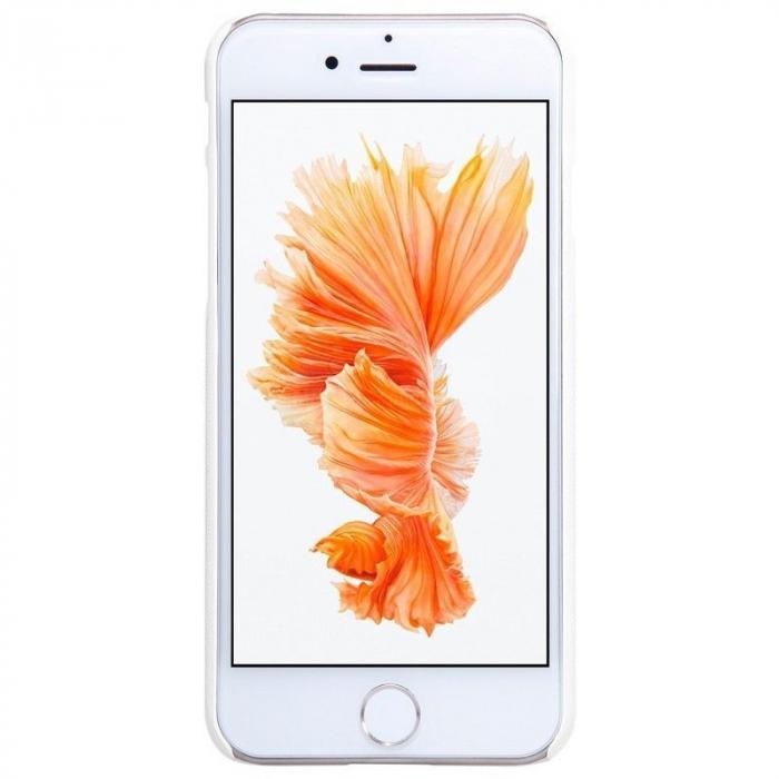 Husa  iPhone 7 - Nillkin Frosted Shield - alb 3