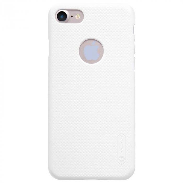 Husa  iPhone 7 - Nillkin Frosted Shield - alb 0