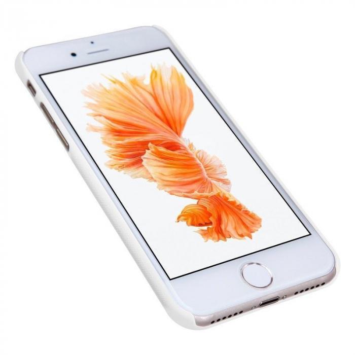 Husa  iPhone 7 - Nillkin Frosted Shield - alb 2