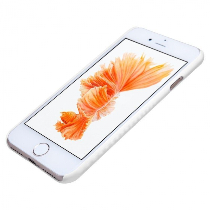 Husa  iPhone 7 - Nillkin Frosted Shield - alb 4