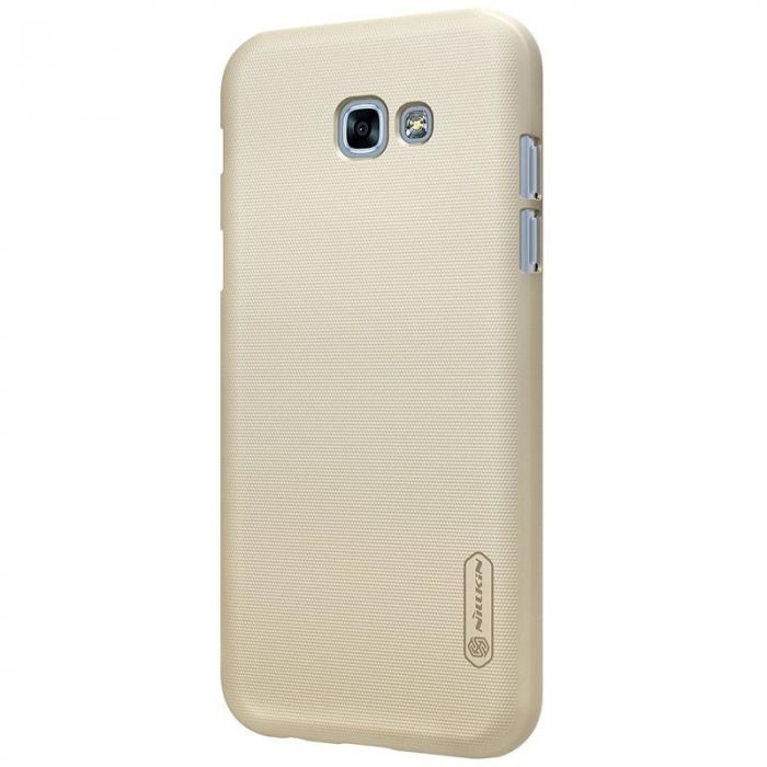 Husa Samsung Galaxy  A5 2017 Nillkin Frosted Shield - gold 2