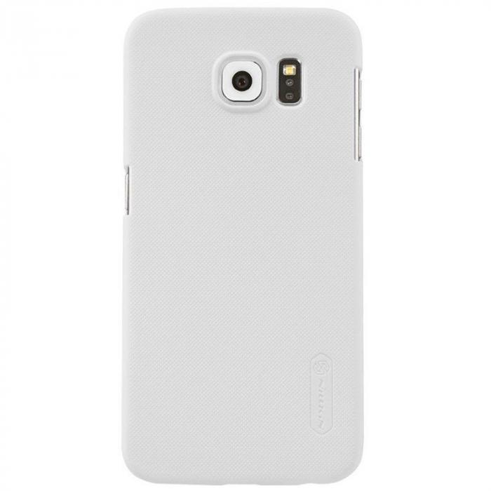 Husa Nillkin Frosted Shield Samsung Galaxy S6 - alb 0