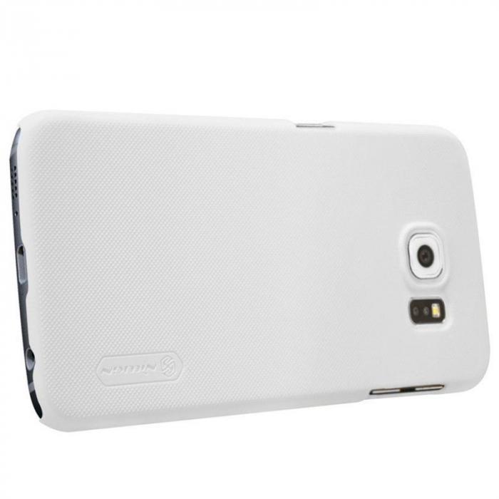 Husa Nillkin Frosted Shield Samsung Galaxy S6 - alb 3