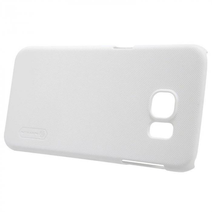 Husa Nillkin Frosted Shield Samsung Galaxy S6 - alb 4