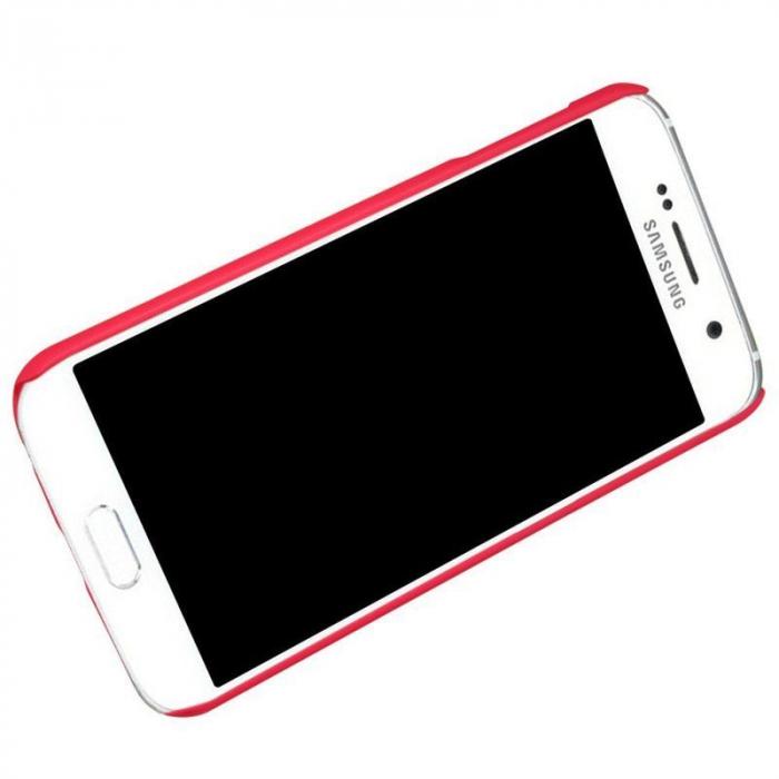 Husa Nillkin Frosted Shield Samsung Galaxy S6 - rosu [3]