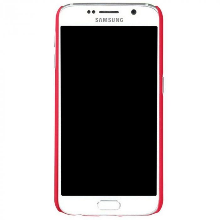Husa Nillkin Frosted Shield Samsung Galaxy S6 - rosu [2]